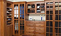 Custom Wood Closets