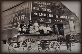 Holmbergs Early 1900s